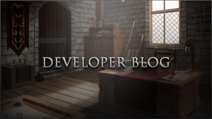 Developer Blog